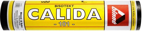 Polymer-Bitumenbahn Calida Plus Binné