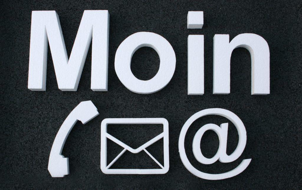 Kontakt zu Binné Moin